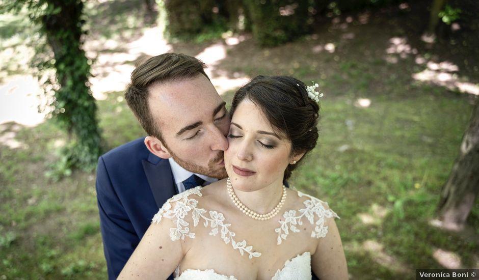 Il matrimonio di Federico e Claudia a Formigine, Modena