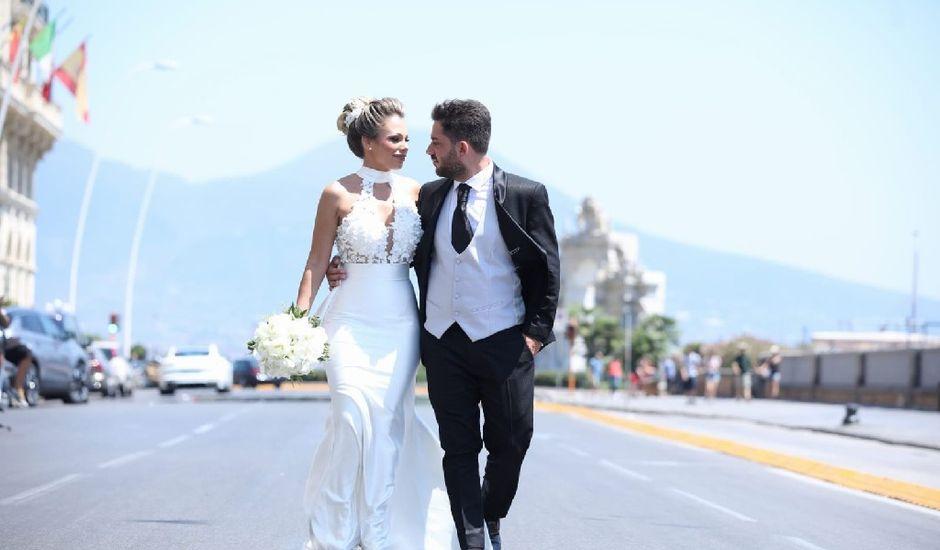 Il matrimonio di Livio  e Veronica  a Napoli, Napoli