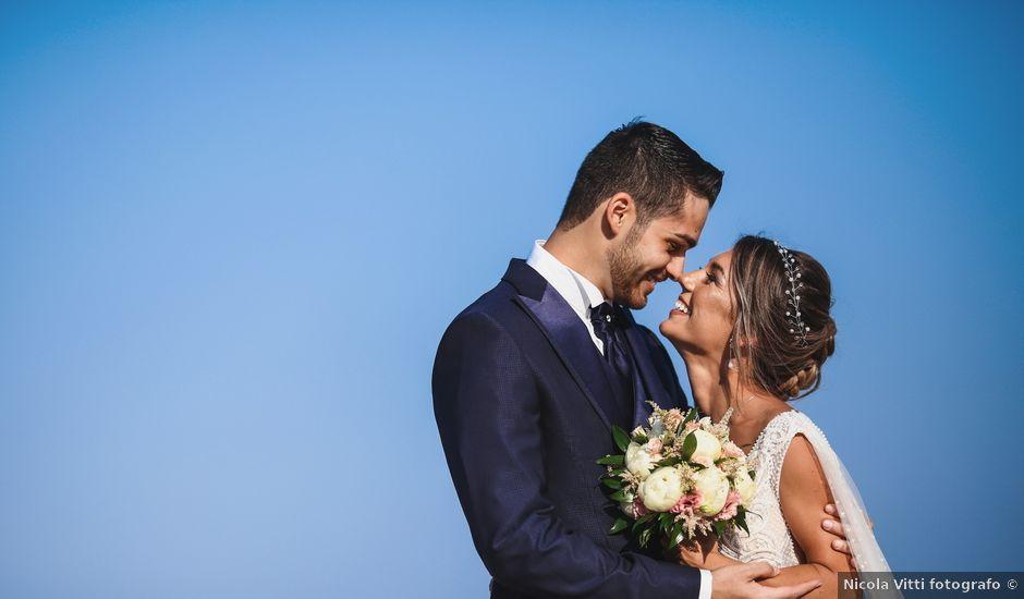 Il matrimonio di Marco e Dilya a Carpignano Salentino, Lecce