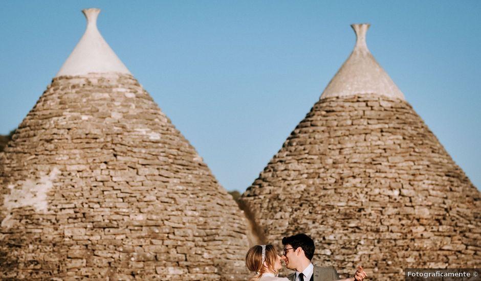 Il matrimonio di Cosimo e Anna a Martina Franca, Taranto