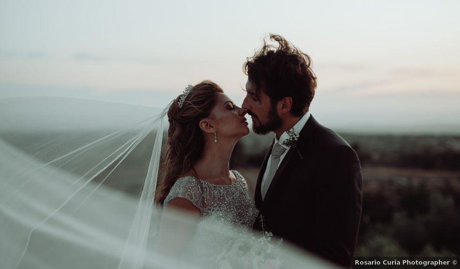 Il matrimonio di Paolo e Angela a Ragusa, Ragusa