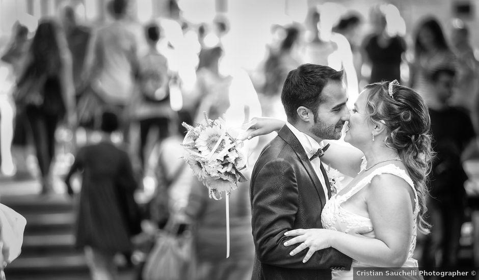 Il matrimonio di Tiziano e Giada a Lamporecchio, Pistoia