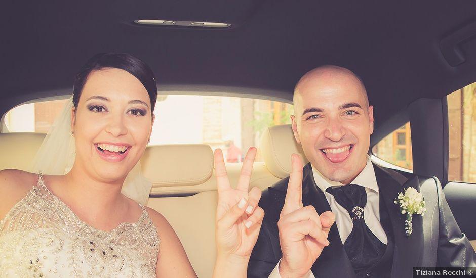 Il matrimonio di Fabrizio e Valentina a Corropoli, Teramo