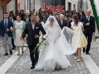 Le nozze di Roberto e Irene 1