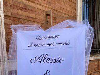 Le nozze di Jessica e Alessio 2