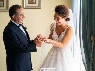 Le nozze di Sabrina  e Alessio 2