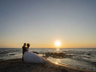 Le nozze di Sabrina  e Alessio