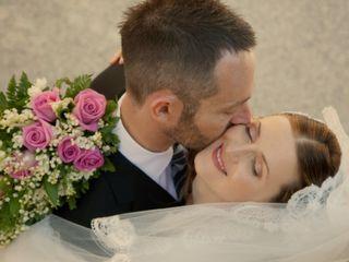 Le nozze di Natalie e Giancarlo