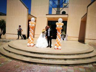 Le nozze di Carmen e Carmelo