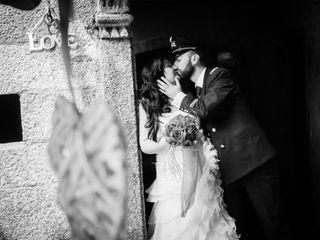 Le nozze di Nadia e Raffaele