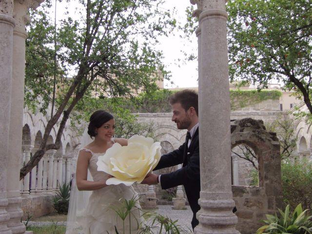 Il matrimonio di Vincenzo e Federica a Palermo, Palermo 4