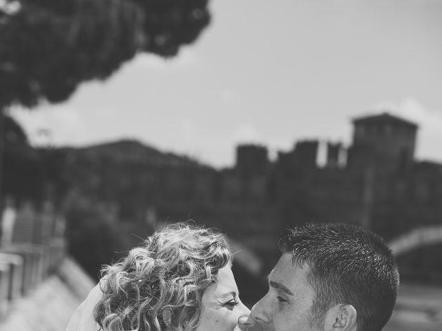 Il matrimonio di Filippo e Federica a Verona, Verona 12