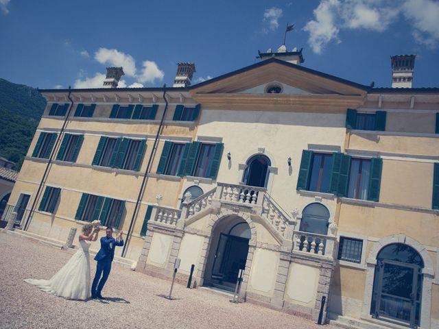 Il matrimonio di Filippo e Federica a Verona, Verona 14