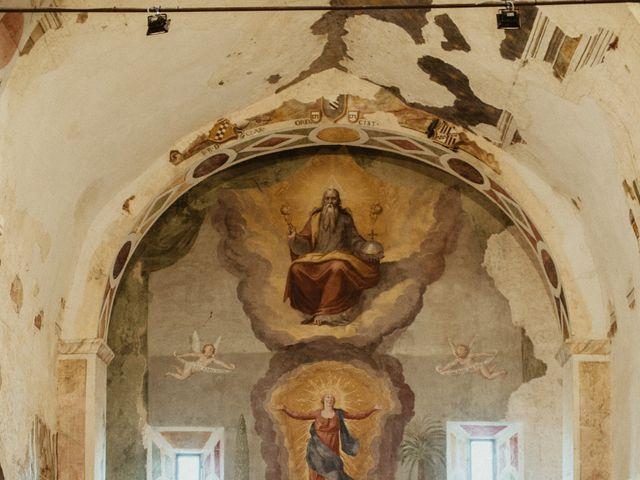 Il matrimonio di Fabio e Francesca  a Ocre, L'Aquila 3