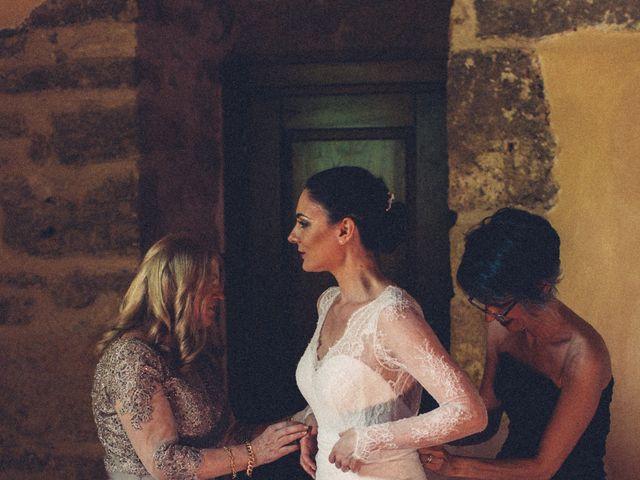 Il matrimonio di Fabio e Francesca  a Ocre, L'Aquila 7