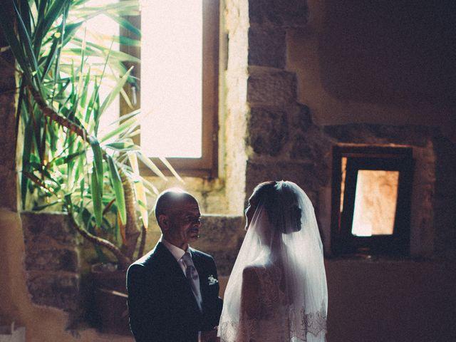 Il matrimonio di Fabio e Francesca  a Ocre, L'Aquila 10