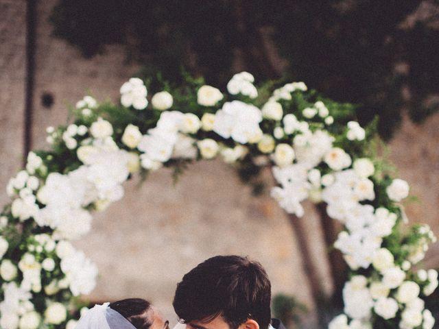 Il matrimonio di Fabio e Francesca  a Ocre, L'Aquila 1