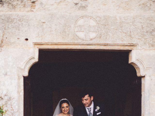 Il matrimonio di Fabio e Francesca  a Ocre, L'Aquila 13