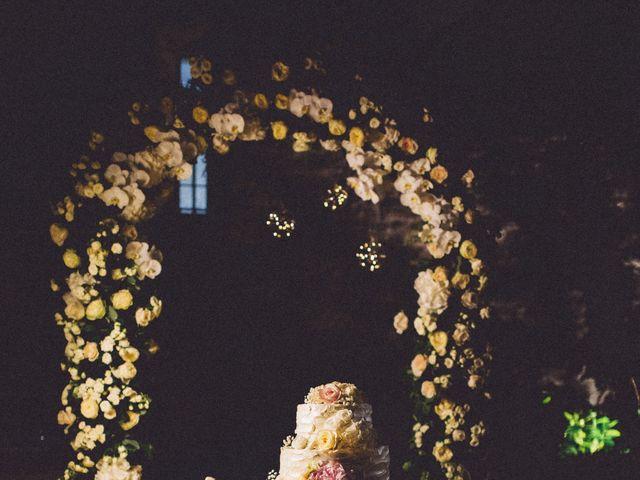 Il matrimonio di Fabio e Francesca  a Ocre, L'Aquila 23