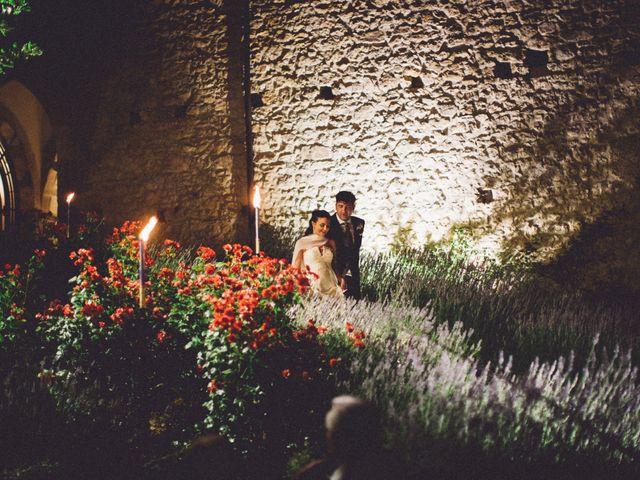 Il matrimonio di Fabio e Francesca  a Ocre, L'Aquila 24