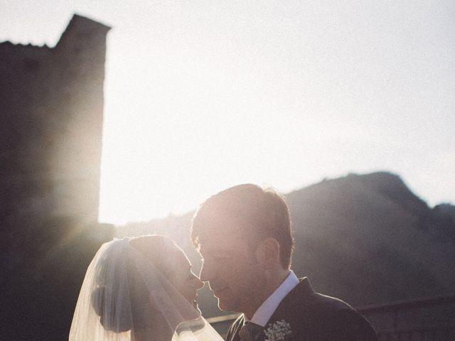 Il matrimonio di Fabio e Francesca  a Ocre, L'Aquila 26