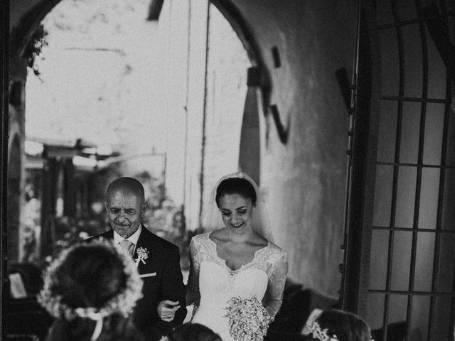 Il matrimonio di Fabio e Francesca  a Ocre, L'Aquila 30