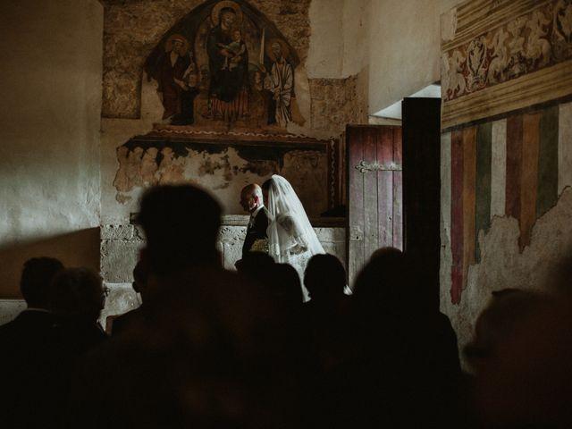 Il matrimonio di Fabio e Francesca  a Ocre, L'Aquila 31