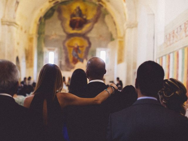 Il matrimonio di Fabio e Francesca  a Ocre, L'Aquila 32