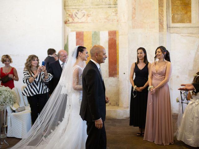 Il matrimonio di Fabio e Francesca  a Ocre, L'Aquila 36