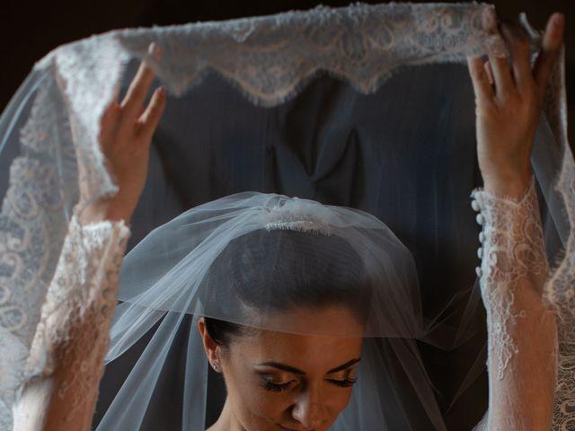 Il matrimonio di Fabio e Francesca  a Ocre, L'Aquila 39