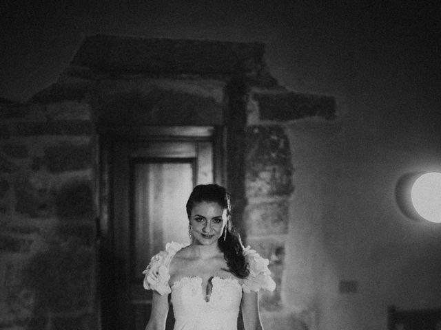 Il matrimonio di Fabio e Francesca  a Ocre, L'Aquila 40