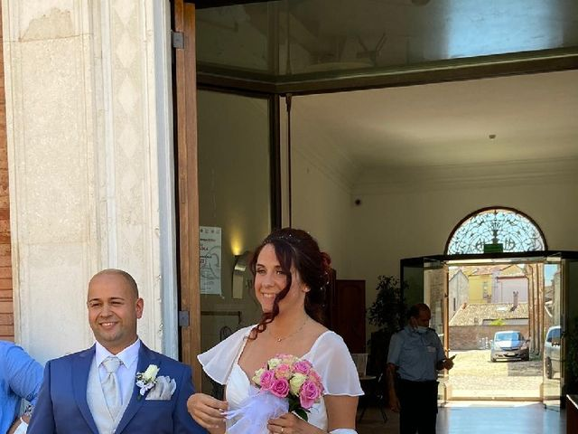 Il matrimonio di Alessio e Jessica a Comacchio, Ferrara 6
