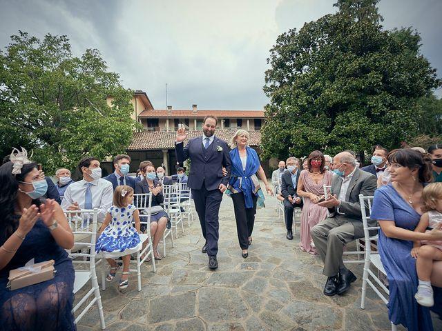 Il matrimonio di Alessandro e Veronica a Sulbiate, Monza e Brianza 22