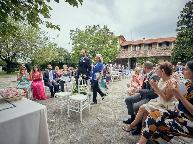 Il matrimonio di Alessandro e Veronica a Sulbiate, Monza e Brianza 23