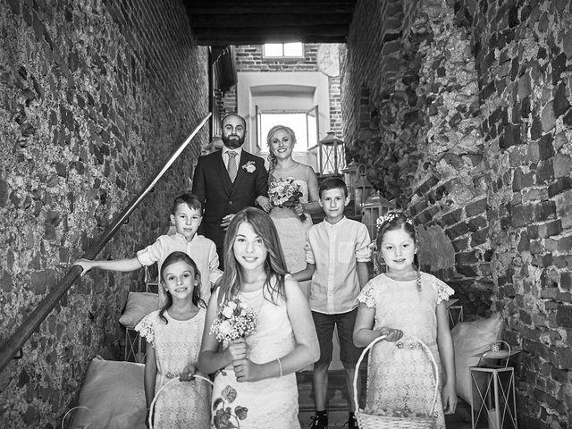 Il matrimonio di Alessandro e Veronica a Sulbiate, Monza e Brianza 25