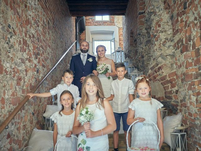 Il matrimonio di Alessandro e Veronica a Sulbiate, Monza e Brianza 26