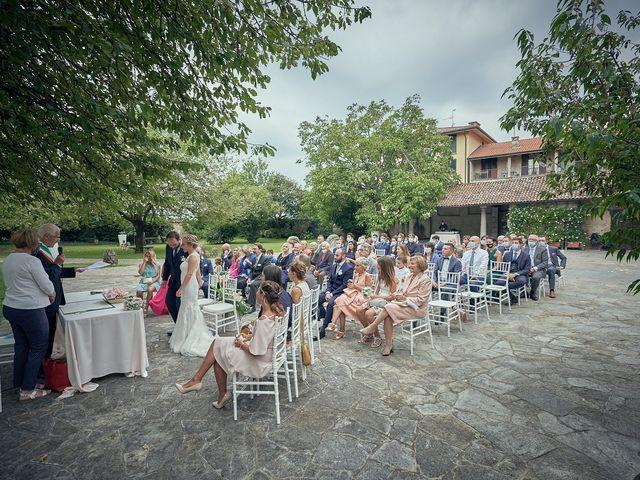 Il matrimonio di Alessandro e Veronica a Sulbiate, Monza e Brianza 30