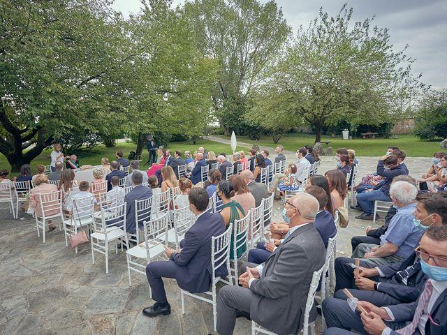 Il matrimonio di Alessandro e Veronica a Sulbiate, Monza e Brianza 34