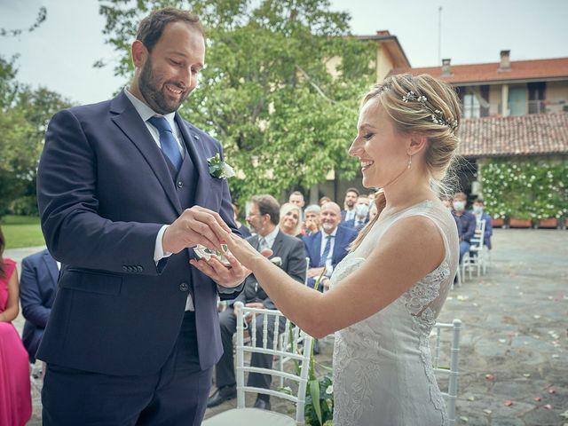 Il matrimonio di Alessandro e Veronica a Sulbiate, Monza e Brianza 35