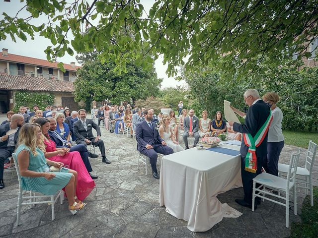 Il matrimonio di Alessandro e Veronica a Sulbiate, Monza e Brianza 41