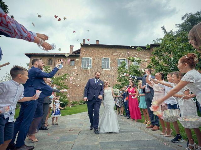 Il matrimonio di Alessandro e Veronica a Sulbiate, Monza e Brianza 42