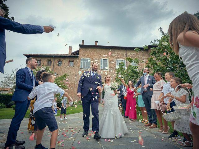Il matrimonio di Alessandro e Veronica a Sulbiate, Monza e Brianza 44