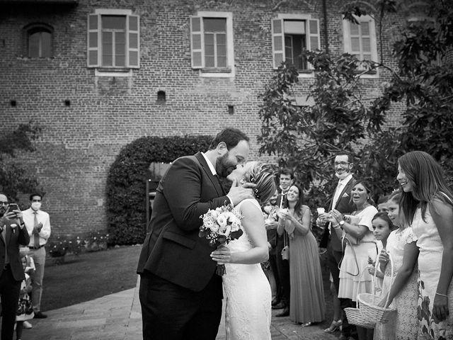 Il matrimonio di Alessandro e Veronica a Sulbiate, Monza e Brianza 45