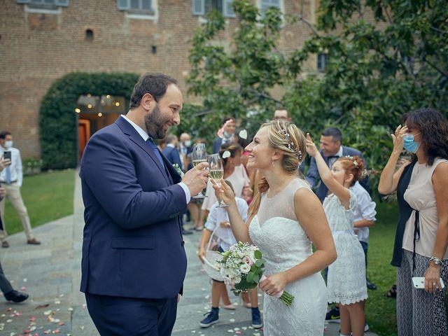 Il matrimonio di Alessandro e Veronica a Sulbiate, Monza e Brianza 47