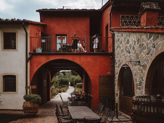 Il matrimonio di Lorenzo e Arianna a Montespertoli, Firenze 4