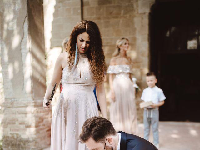 Il matrimonio di Lorenzo e Arianna a Montespertoli, Firenze 8
