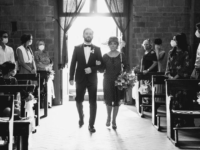 Il matrimonio di Lorenzo e Arianna a Montespertoli, Firenze 9