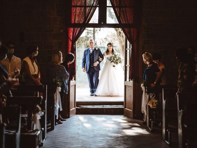 Il matrimonio di Lorenzo e Arianna a Montespertoli, Firenze 11