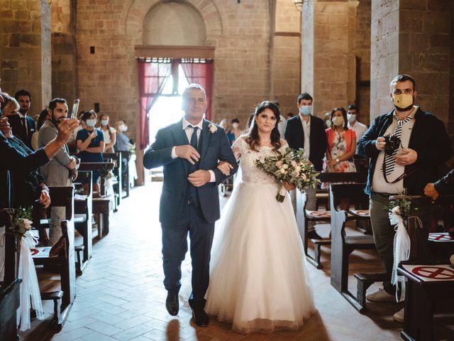 Il matrimonio di Lorenzo e Arianna a Montespertoli, Firenze 12