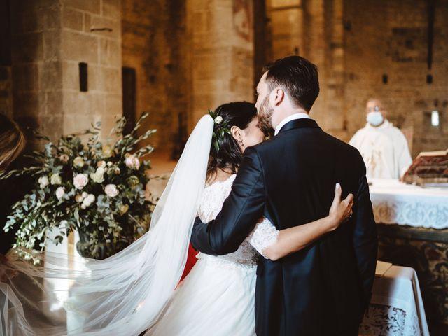 Il matrimonio di Lorenzo e Arianna a Montespertoli, Firenze 13